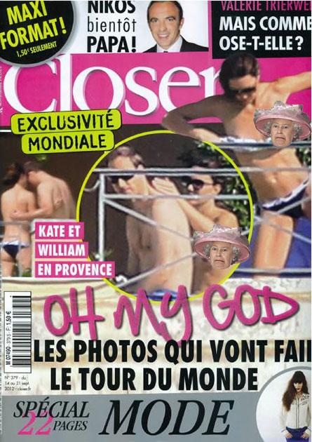 HouseGoesHollywood: Princess Kate's nude scandal (2/4)