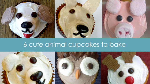 HouseGoesOnHoliday: Keeping it real (and kangaroo cupcakes ...