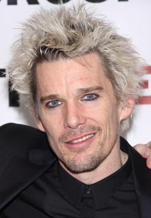 how to get billy idol hair