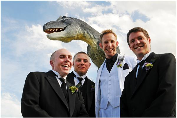 dino-wedding