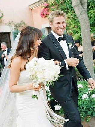 Lindsay and curtis wedding