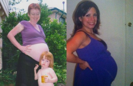 pregnant-collage