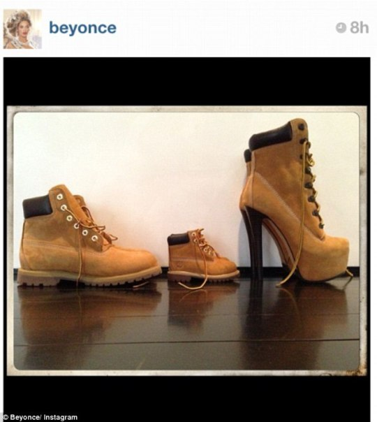beyonce-family-shoes