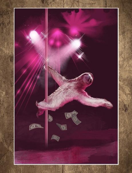 sloth-stripper