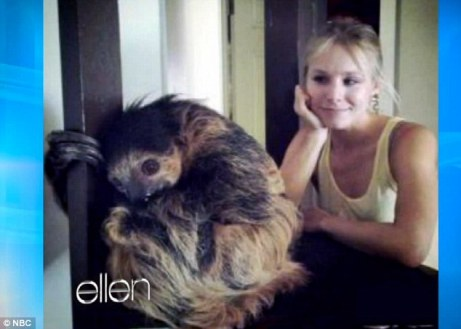 kirsten-bell-sloth