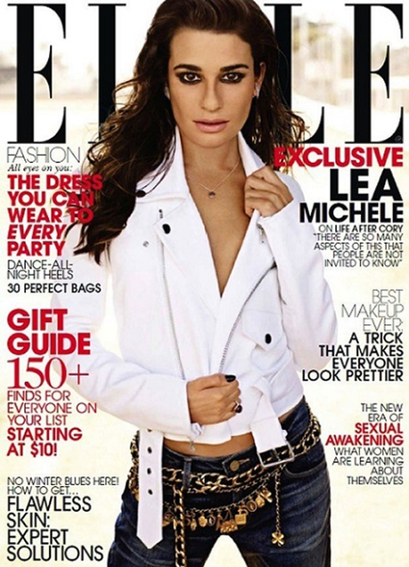 lea-michele-elle-cover-november