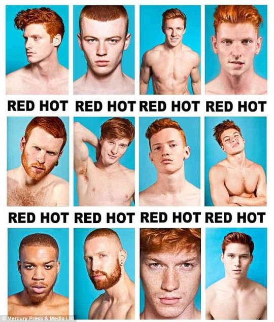 red-hot