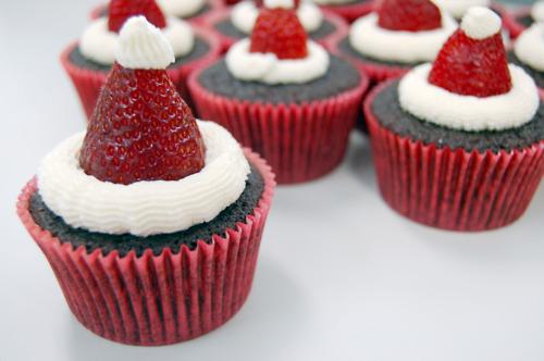 10 clever Christmas cupcake ideas | housegoeshome