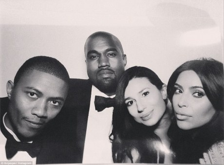 kim-kanye-wedding-photo-booth