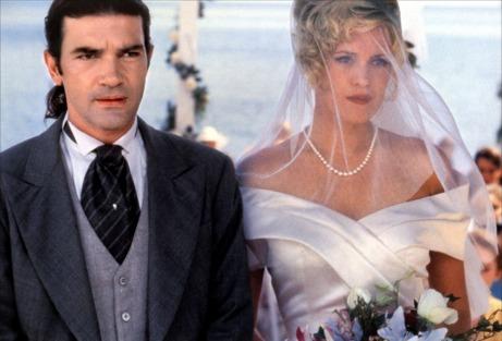antonio banderas and melanie griffith wedding