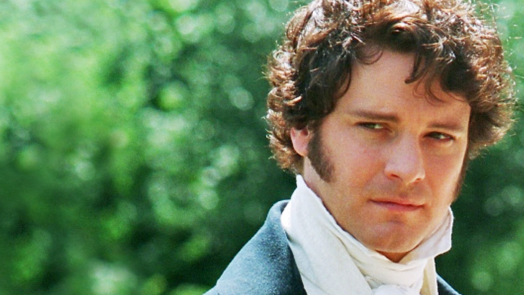 Is there a Mr Darcy in...