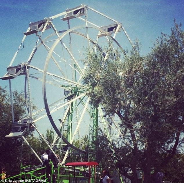 north-birthday-ferris-wheel