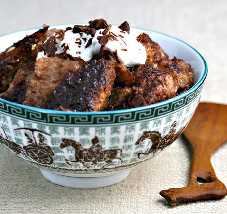 nutella-pudding