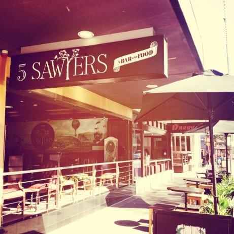 five-sawyers