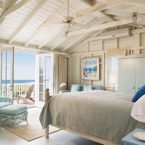 A Beautiful Beach House: 12 Amazing Beach Bedroom Ideas