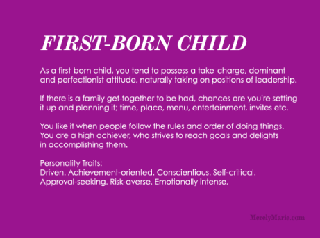 First-Child-Personality