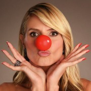 red-nose-day-heidi-klum