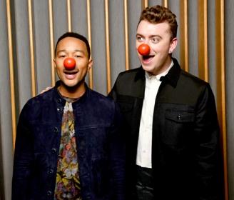 red-nose-day-John-Legend-Sam-Smith
