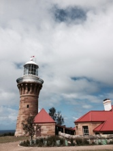 Then we tackled the climb to Barrenjoey Lighthouse at Palm Beach.