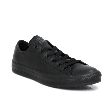 black-converse