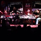 Duelling pianists at Savannah Smiles.