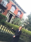 Me at Mercer House.