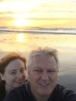 Ocean Beach selfie.