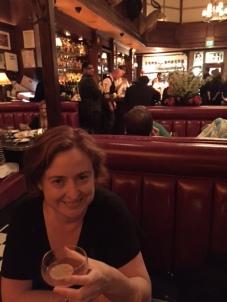 Cocktail at Palmer's.