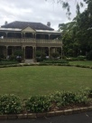 Boronia House is so posh!