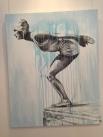 """""""Diva Diver"""" by Lisa Brummer."""