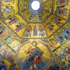The dome of the Baptistery.