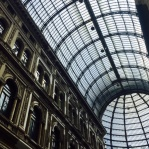 Galleria Umberto was amazing.