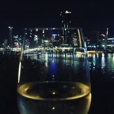 Pinot grigio at Southbank.