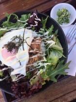 My teriyaki lunch. Mmmm.