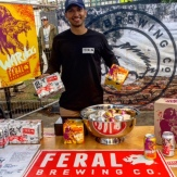 Feral Brewing.