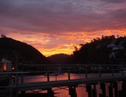 Tassie sunset