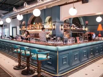 The main bar at Misfits.