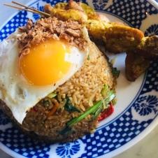 Deelish nasi goreng at Bam Bam