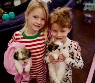 "Jessica Simpson: Santa's Nice List! Merry Christmas."""