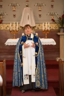 A Very Reverend sermon