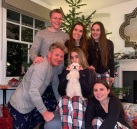 """Gordon Ramsay: """"Wishing you all a very Merry #Christmas lots of love from all the Ramsay's"""""""