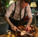 "David Beckham: ""Turkey perfection."""