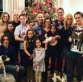 "Rob Lowe: ""Merry Christmas everyone!!"""