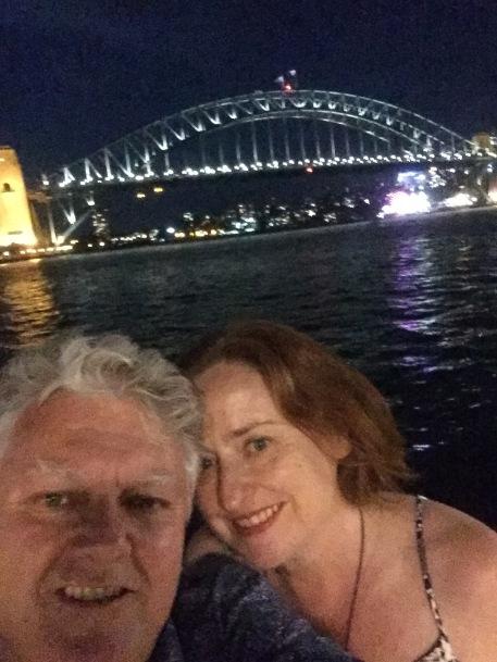 Obligatory Harbour Bridge selfie