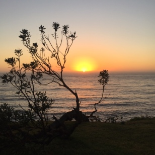 Avalon at dawn