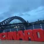 Arty Cunard/Bridge shot.
